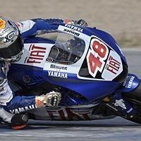 Moto GP - Test Jerez D.2: Lorenzo a bu la tasse
