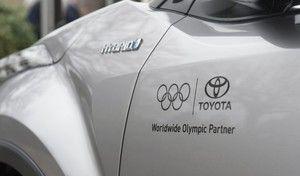 Toyota devient fournisseur du comité olympique