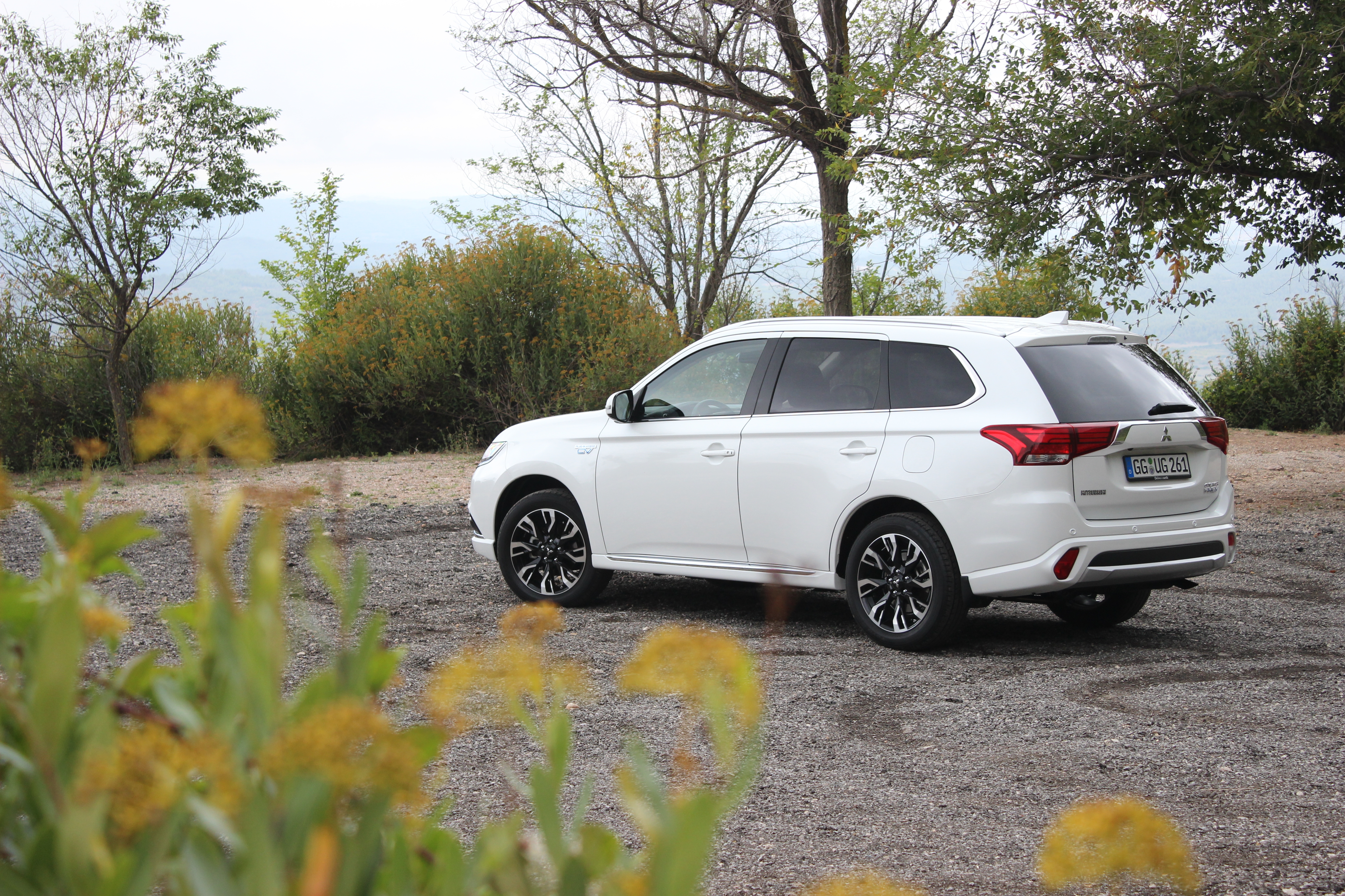 Cent mille Mitsubishi Outlander vendus en Europe