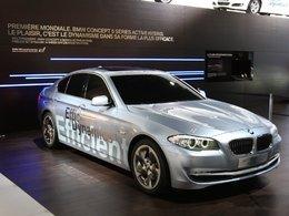 Une version hybride des nouvelles BMW Série 5 et Série 3 se profile à l'horizon
