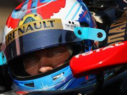 F1 - Robert Kubica félicite Vitaly Petrov après son podium
