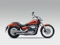 Nouveauté Honda 2010 : C-ABS et nouveaux coloris pour la VT 750C2S Shadow Spirit