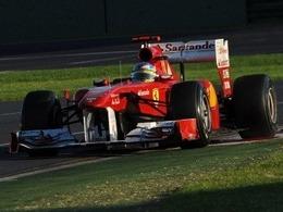 Ferrari entre déception et satisfaction