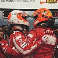 Formule 1 - Ferrari: Un jour, Barrichello nous racontera tout