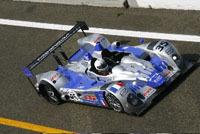 Le Mans 2007 : la Courage LC75 de Saulnier Racing