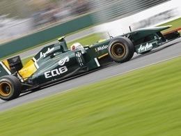 Team Lotus conserve son optimisme