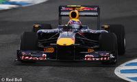 F1-Essais Jerez, jour 3: Sur le sec, avantage Webber !