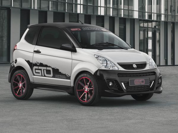 Nouvelle Aixam GTO: 13500 euros