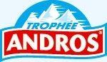 Trophée Andros au Stade de France.