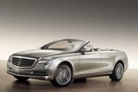 Mercedes Ocean Drive  Concept : c'est oui !
