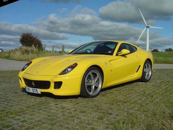 Un V12 de plus de 700 chevaux pour la remplaçante de la Ferrari 599 Fiorano ?
