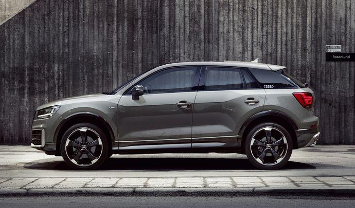 Audi: le SQ2 bientôt dévoilé