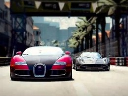[Vidéo] Duel entre une Bugatti Veyron et une Pagani Huayra dans Need For Speed Shift 2