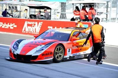 Super GT 2010: (Savant) Avant goût de la saison en vidéo