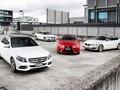 Premium USA : en janvier, Mercedes mène devant ... Lexus !