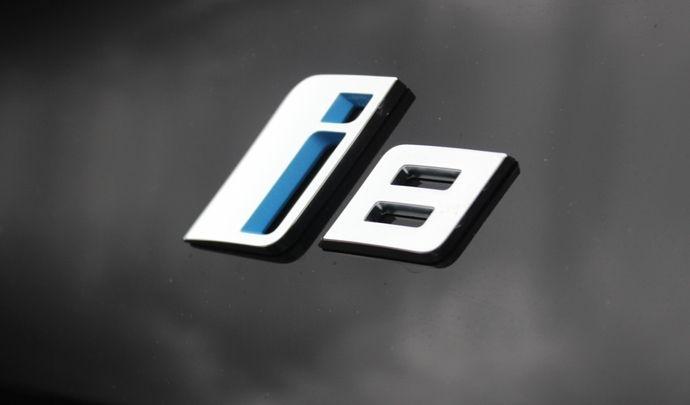 La BMW i8 restylée pour l'an prochain