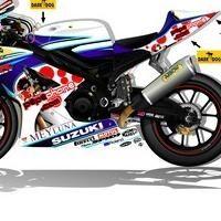 Superbike: La nouvelle robe des Suzuki Alstare