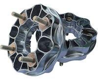 ASW: kits élargisseurs de roues universels pour quad