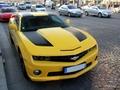 Photos du jour : Chevrolet Camaro SS Transformers