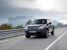 250 000 Land Rover Freelander 2 dans la nature