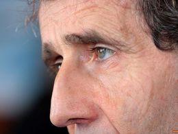 Alain Prost à la Course des Champions