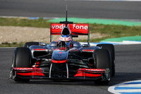 F1-Essais à Jerez, jour 4: Button termine en trombe.