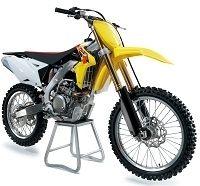 Nouveauté 2013 : les Suzuki RM-Z 2013 dévoilées
