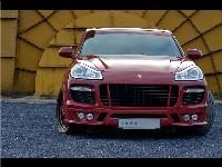 """Porsche Cayenne GTS """"by Edo Competition"""": 450 ch et un bouclier avant qui fait mal"""