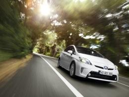 Toyota : quatre millions d'hybrides vendus depuis 1997