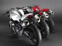 Ducati : où vous pourrez voir la Monster 696