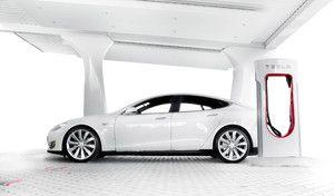 Tesla : de nouveaux superchargers ultra puissants en préparation
