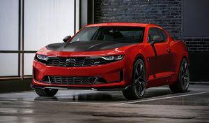 Chevrolet arrête les Camaro et Corvette en Europe