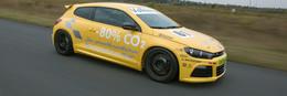 La Volkswagen Scirocco R Cup est née