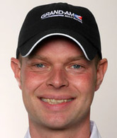 Jan Magnussen en Grand-Am sur une Camaro