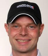 Jan Magnussen en Grand-Am sur une Camaro