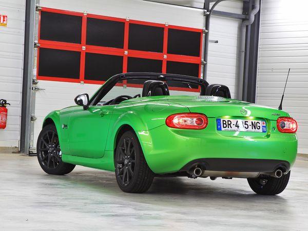 (Minuit chicanes) Futur roadster Alfa/Mazda, la bonne nouvelle du jour!