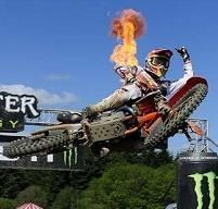 Motocross mondial Suède : Herlings et Cairoli encore devant