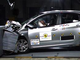 Tests Euro NCAP : la Peugeot 208 obtient cinq étoiles