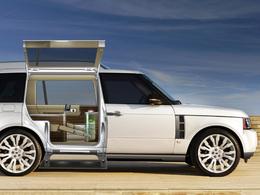 Range Rover Design Q, luxe et look de Rancho