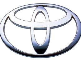 Toyota: moins de ventes mais bien plus de profits