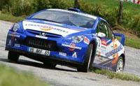 Rallye du Limousin: à Henry le tour