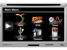 Zenec ZE-NC 4110, une station multimédia pour Hyundai