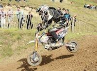 Pit Bike 2011, championnat de France : round 5, St Valéry En Caux, côté 10Pro
