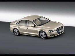 Salon de Genève : Audi A8 par L'Oeil de Lynx