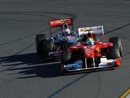 Massa / Button : Ferrari se défend
