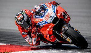 MotoGP Tests Sepang J.3: Lorenzo s'est fait plaisir