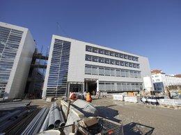 Gros plan sur le nouveau site d'essais « énergie et environnement » du Group BMW