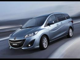 Salon de Genève : Mazda 5 par L'Oeil de Lynx