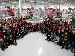 Tesla livrera la première Model S le 22 juin