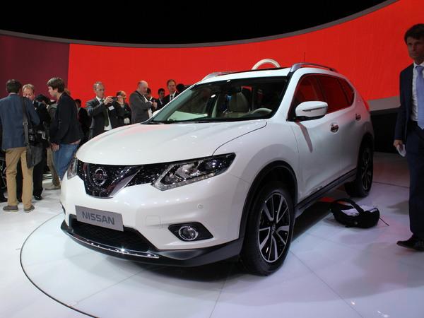 Le prochain Nissan Qashqai dévoile ses motorisations